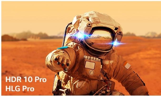 Smart Tivi NanoCell LG 4K 49 inch 49NANO86TNA - Nâng cấp các dạng thức HDR chính