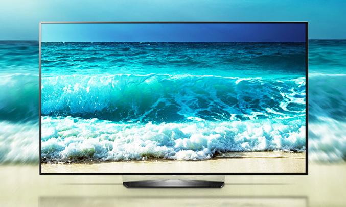 """Smart Tivi OLED LG 55"""" 55G9A7T hình ảnh chất lượng"""
