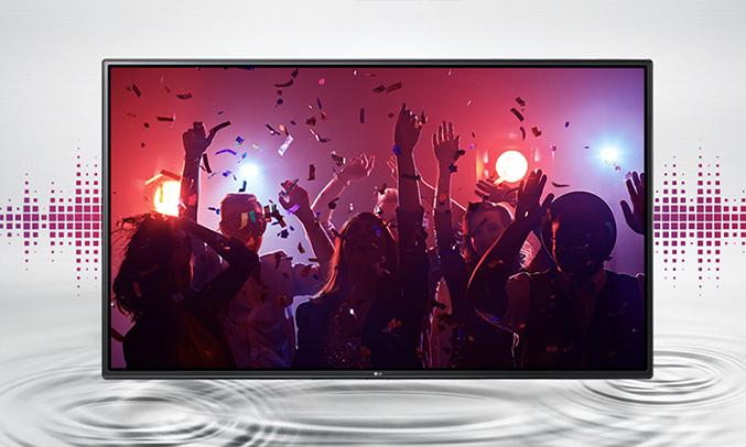 Tivi Led LG 49LH511T âm thanh cực hay