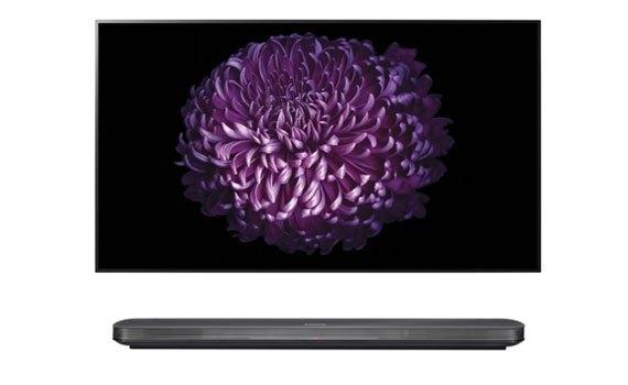 Tivi OLED LG 65inch W7T đẳng cấp dán tường siêu mỏng