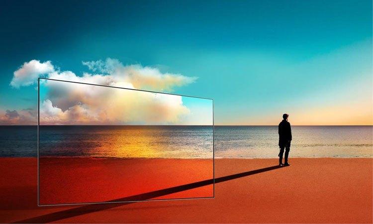 Hình ảnh sắc nét chân thật với cuốc sống trong từng khung hình