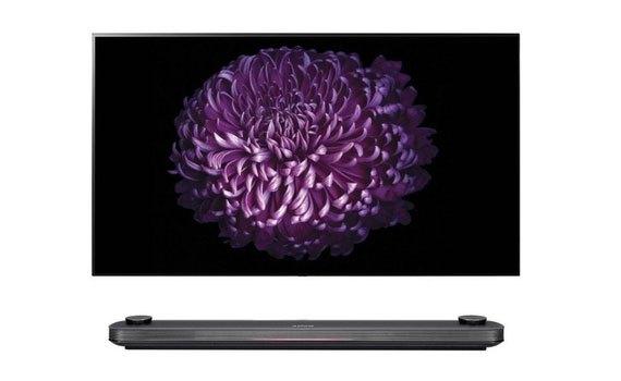 Tivi OLED LG 77inch W7T đẳng cấp dán tường siêu mỏng