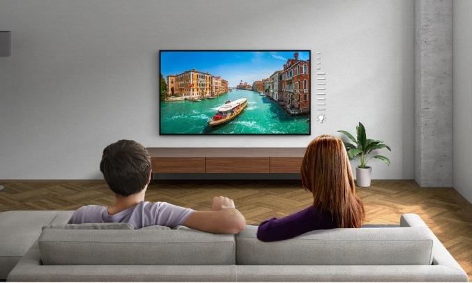 Android Tivi Sony 4K 65 inch KD-65X8050H VN3 - Kho tàng giải trí bất tận