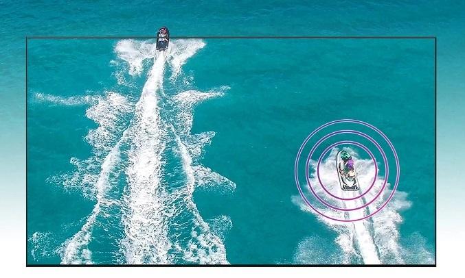 Smart Tivi QLED Samsung 4K 55 inch QA55Q80AAKXXV - Công nghệ Object Tracking Sound