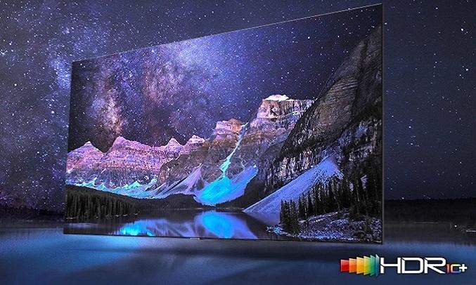 Smart Tivi QLED Samsung 4K 55 inch QA55Q80AAKXXV - Công nghệ Quantum HDR 12x