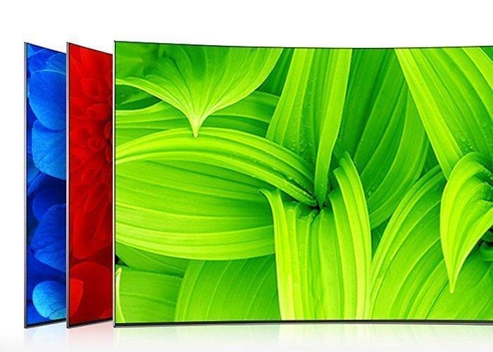 Tivi LED Samsung Full HD UA55M5520AKXXV có độ tương phản ấn tượng