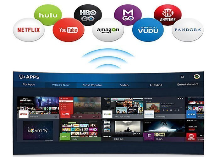 Tivi LED Samsung Full HD UA55M5520AKXXV cho hình ảnh thật trung thực