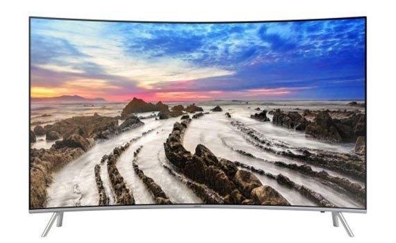 Tivi LED Samsung UHD UA55MU8000KXXV chính hãng, giá rẻ tại Nguyễn Kim