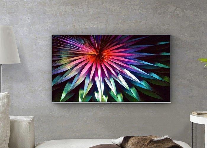 Tivi LED Samsung UHD UA55MU8000KXXV trả góp không lãi suất