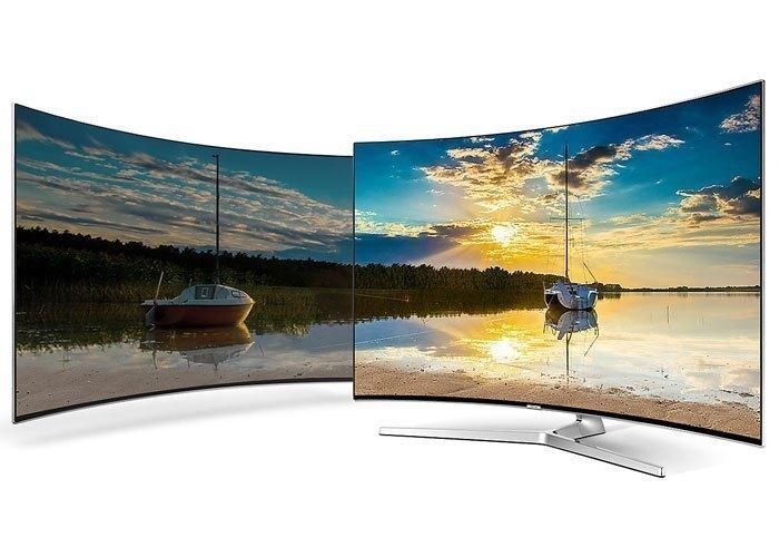 Tivi LED Samsung LED UHD UA55MU9000KXXV với màu sắc ấn tượng
