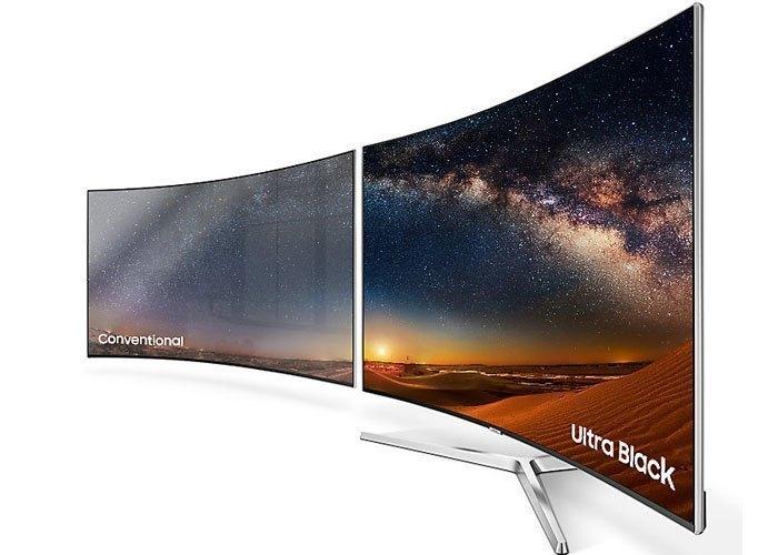 Tivi LED Samsung UHD UA55MU9000KXXV có độ tương phản ấn tượng