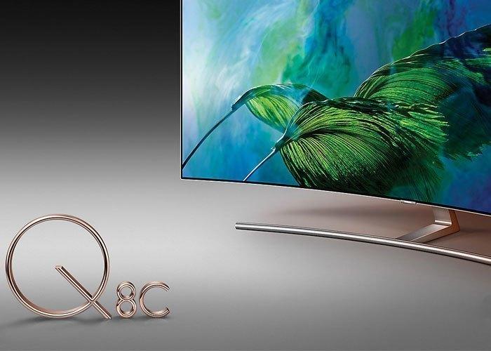 Tivi Samsung QLed UHD QA75Q8CAMKXXV với 1 tỷ màu sắc ấn tượng