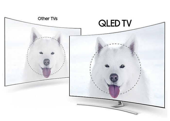 Tivi QLed Samsung UHD QA75Q8CAMKXXV cao cấp, chính hãng