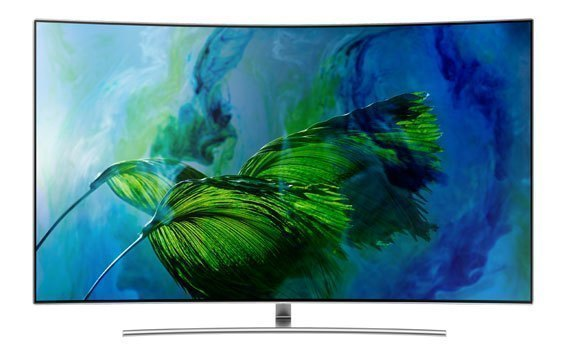Tivi QLed Samsung UHD QA55Q8CAMKXXV chính hãng, giá rẻ tại Nguyễn Kim