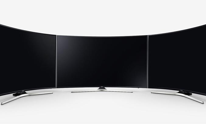 Tivi led Samsung UA49MU6303KXXV màn hình cong chất lượng