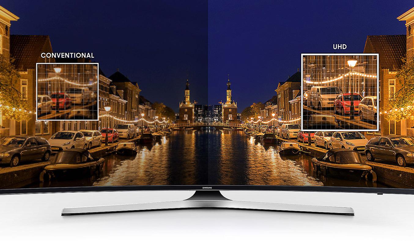 Tivi led Samsung UA49MU6303KXXV công nghệ UHD siêu nét