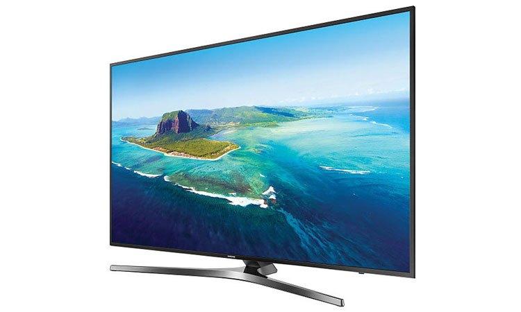 Thiết kế tinh tế, sang trọng của Smart Tivi 4K Samsung 65 inch UA65MU6400KXXV