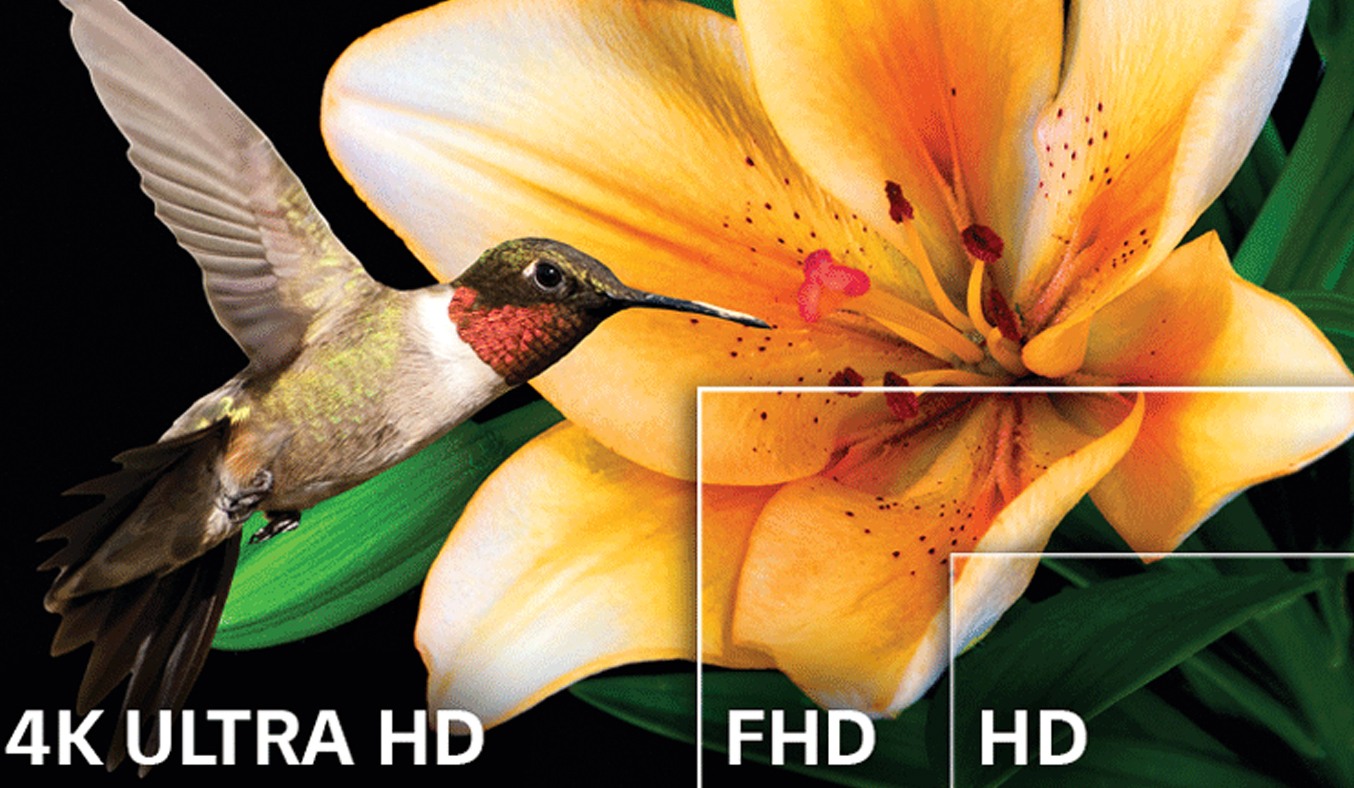 Chất lượng hình ảnh chuẩn 4K HD trên chiếc tivi Led 55 inch LG 55UJ632T