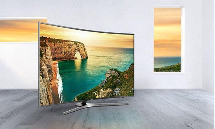 Thiết kế tinh tế, sang trọng của Tivi Led Samsung 65 inch UA65MU6500KXXV