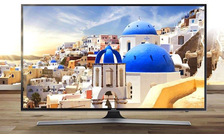 Hình ảnh sắc nét đến từng chi tiết trên Tivi Led Samsung 65 inch UA65MU6500KXXV