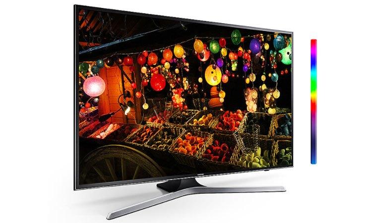 Công nghệ thể hiện hình ảnh đầy sống động và chân thực trên tivi LED Samsung 55 inch UA55MU6100KXXV