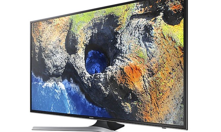 Tivi Led Samsung 40 inch UA40MU6100KXXV có thiết kế hiện đại và ấn tượng