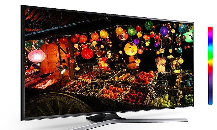 Tivi Led Samsung 40 inch UA40MU6100KXXV cho hình ảnh rõ nét cùng độ phân giải Full HD