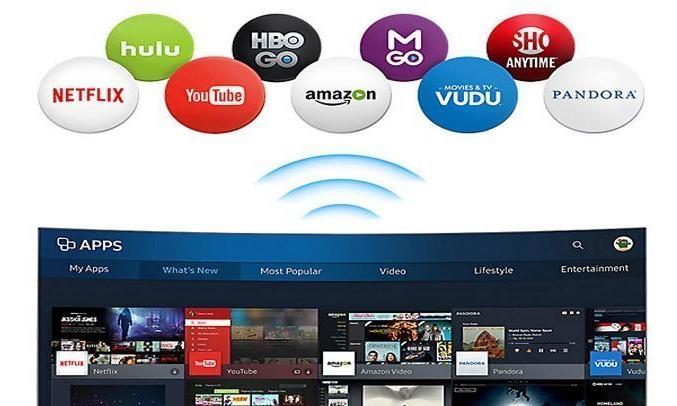 Tivi LED Samsung Full HD UA43M5500AKXXV cho hình ảnh thật trung thực