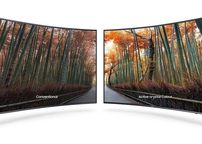 Tivi LED Samsung UHD UA49MU6400KXXV có độ tương phản ấn tượng