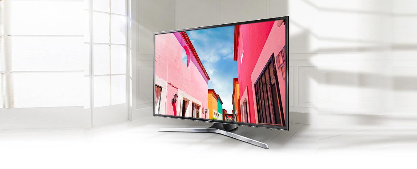 Tivi LED Samsung 50 inch UA50MU6100KXXV giá ưu đãi tại nguyenkim.com