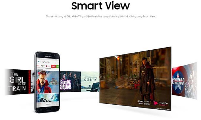 Thưởng thức hình ảnh đầy chân thật cùng tivi LED Samsung 50 inch UA50MU6100KXXV