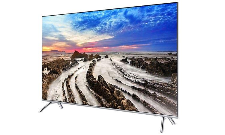 Tivi Premium UHD Samsung 65 inch UA65MU7000KXXV có thiết kế tinh tế, bắt mắt