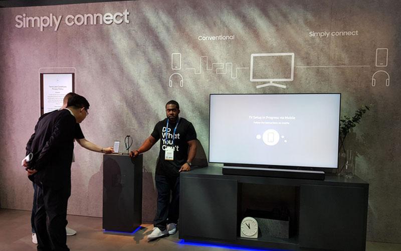 Trợ lý ảo Bixby đã chính thức xuất hiện trên tivi