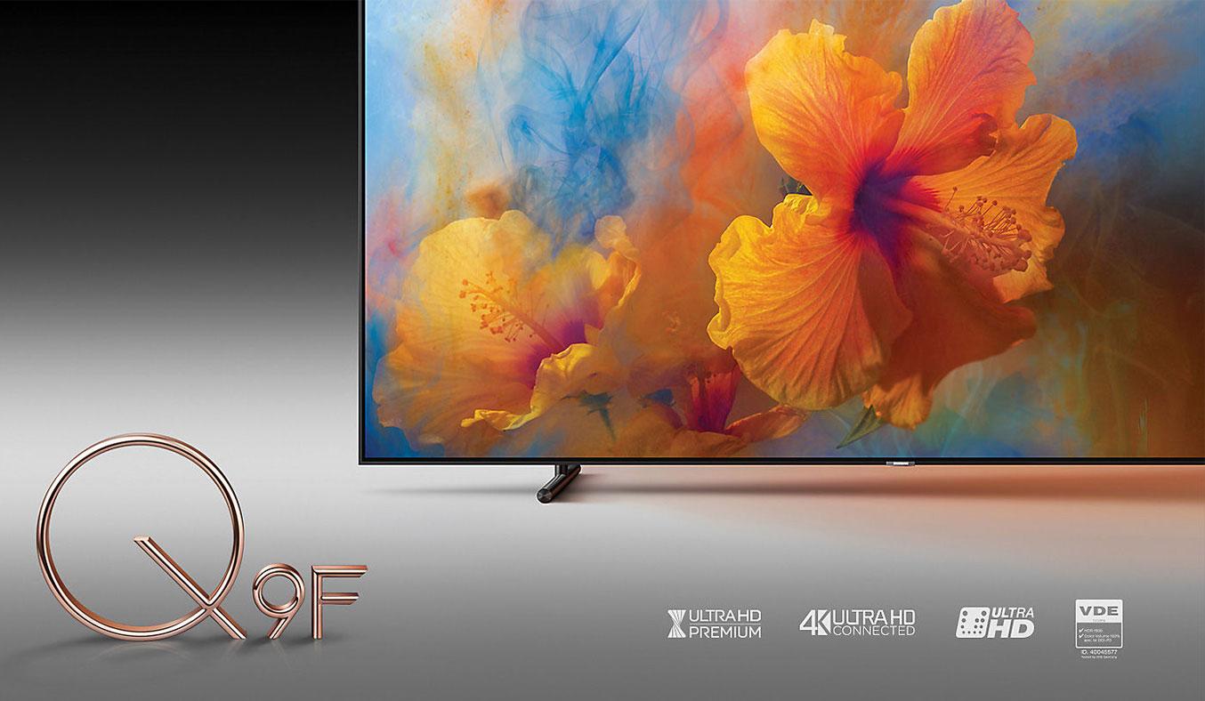 Tivi QLED Samsung 65 inch QA65Q9FAMKXXV giá tốt