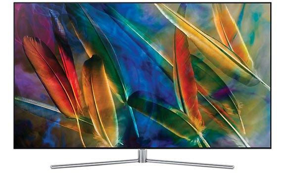 Tivi QLED Samsung UHD QA49Q7FAMKXXV chính hãng, giá ưu đãi hấp dẫn tại Nguyễn Kim