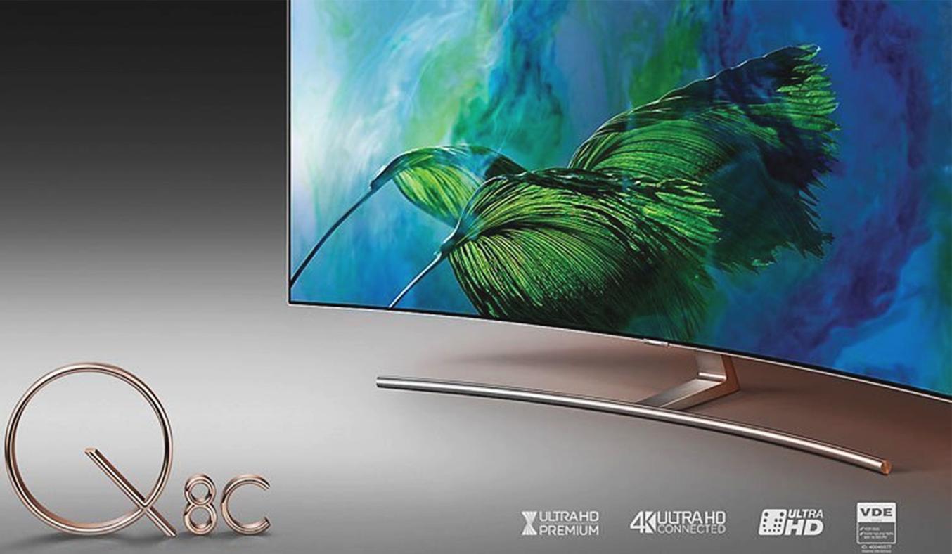 Tivi QLED Samsung QA65Q8CAMKXXV 1 tỷ màu sắc