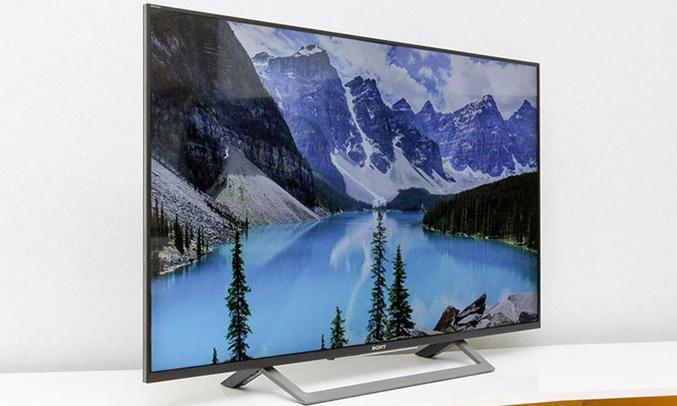 Tivi Sony 49 inches KDL-49W750E VN3 trang bị màn hình 49 inches