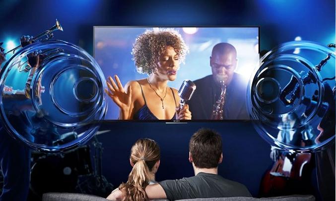 Tivi Sony 49 inches KDL-49W750E VN3 cho âm thanh sống động