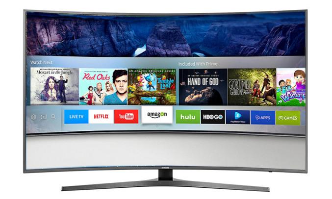 Tivi LED Samsung 49 inch UA49MU6300KXXV có nhiều ứng dụng