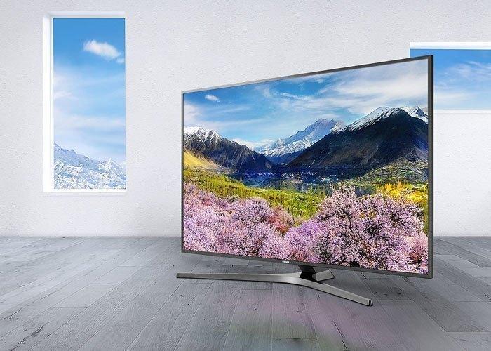 Tivi Samsung LED UHD UA49MU6400KXXV với màu sắc ấn tượng