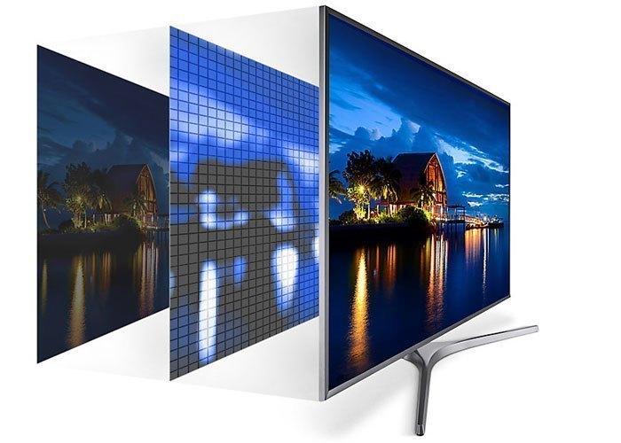 Tivi LED Samsung UHD UA49MU6400KXXV cho hình ảnh thật trung thực