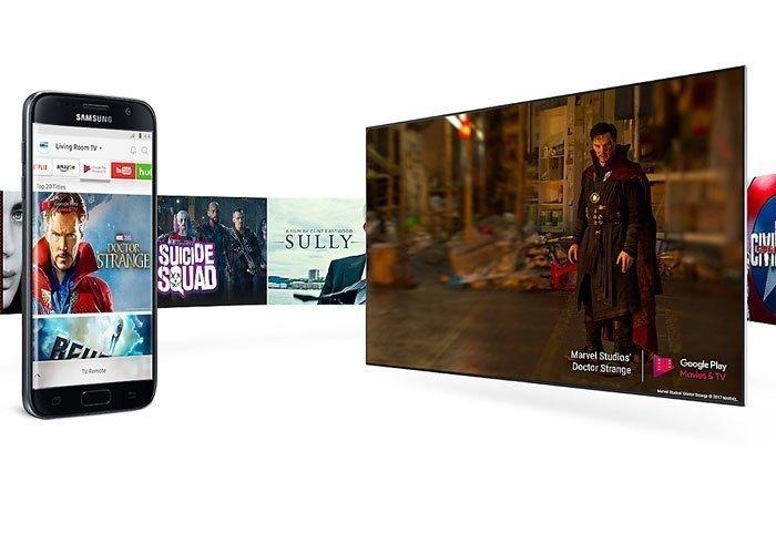 Tivi LED Samsung UHD UA49MU6400KXXV tạo ra phong cách sống mới