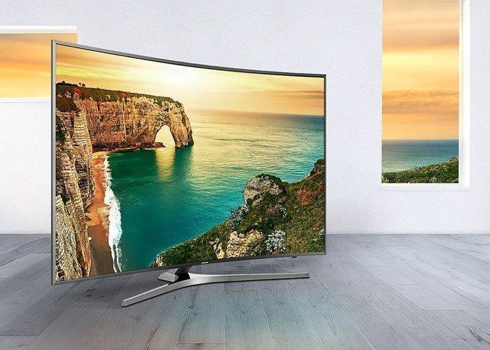 Tivi Samsung LED UHD UA49MU6500KXXV với màu sắc ấn tượng