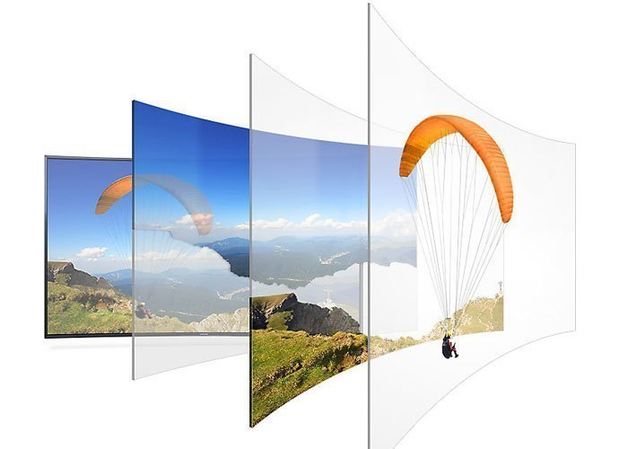 Tivi LED Samsung UHD UA49MU6500KXXV cho hình ảnh thật trung thực