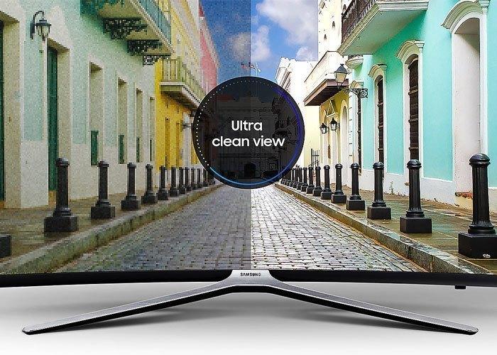 Ultra Clean View mang lại khả năng hình ảnh đầy ấn tượng.