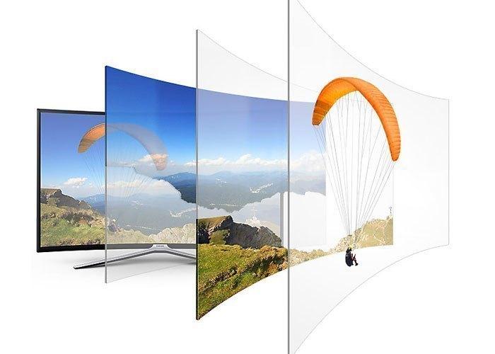 Tivi LED Samsung FHD UA55M6300AKXXV trả góp không lãi suất