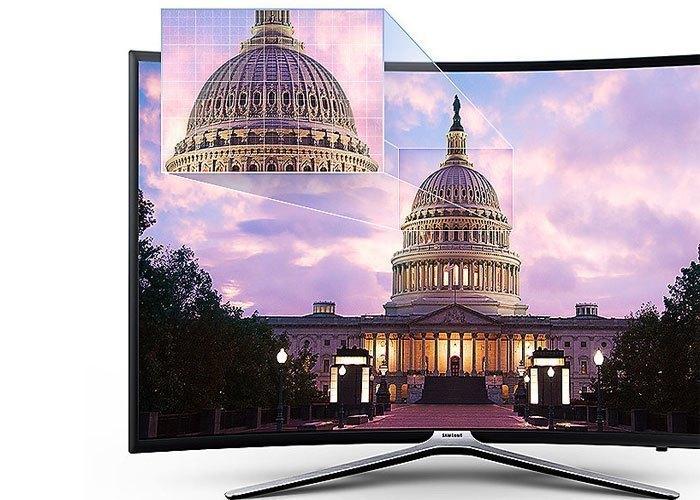 Tivi LED Samsung FHD UA55M6300AKXXV cho hình ảnh thật trung thực