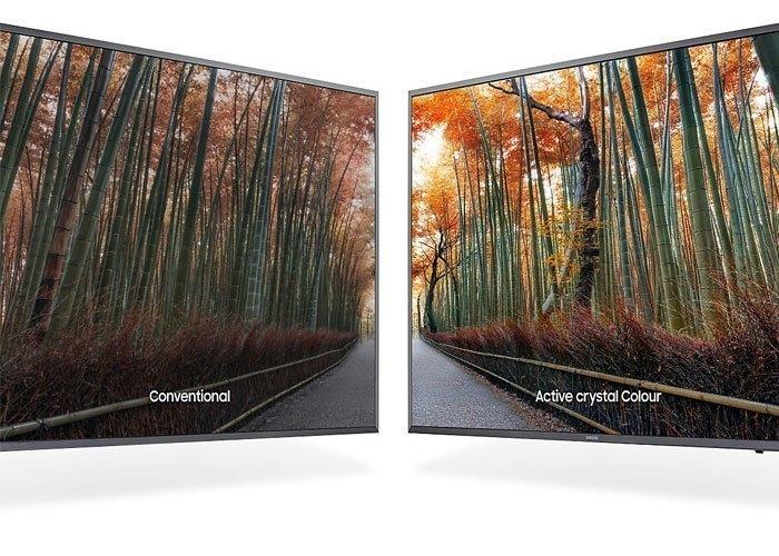 Tivi Samsung LED UHD UA55MU6400KXXV 55 inches với màu sắc ấn tượng