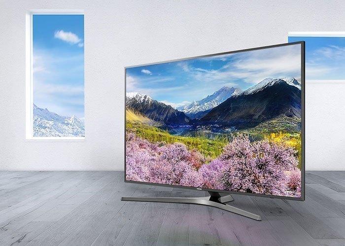 Tivi LED Samsung UA55MU6400KXXV 55 inches có kho ứng dụng phong phú