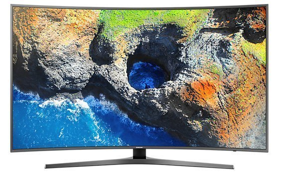 Tivi LED Samsung UHD UA55MU6500KXXV 55 inches chính hãng, giá rẻ tại Nguyễn Kim